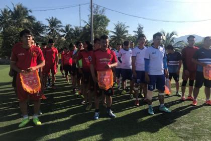 """Tổ chức thành công giải bóng đá giao hữu giữa AGS và CIAS – """"Giải bóng đá mini nam năm 2019"""""""