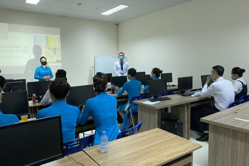 AGS FOCUSES ON HUMAN RESOURCE TRAINING AND DEVELOPMENT