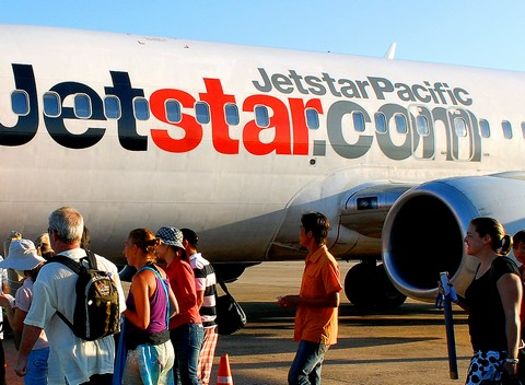 JETSTAR PACIFIC – A NEW CLIENT OF AGS